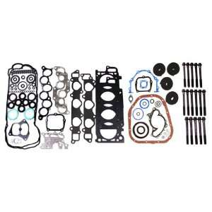 Evergreen FSHB3016 Nissan KA24DE Full Gasket Set w/ Head