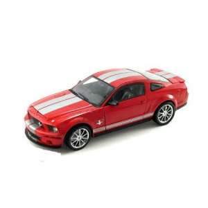 Shelby   Shelby GT500KR Hard Top (2008, 118, Red with