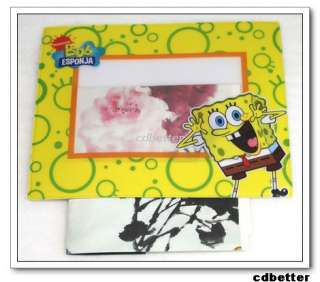 SquarePants Photo Frame Style Laptop Computer Mouse Pads Mats