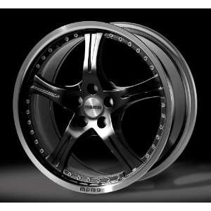 18x8 MOMO FXL 1 (Black) Wheels/Rims 5x120 (F180852038B