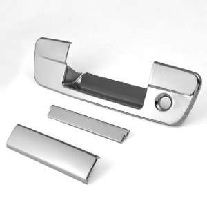 Custom Look Chrome Tailgate Handle Cover Trim For 2009 2011 Dodge Ram