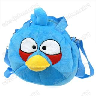 New CUTE Cartoon Style Plush Shoulder Bag mini Backpack
