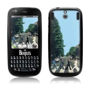 Palm Pixi  The Beatles  Abbey Road Skin Cell Phones & Accessories