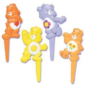 Care Bears Figure Picks   4 Different   12 Count Toys & Games
