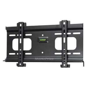 Ultra Slim Low Profile Wall Mount Bracket for LCD LED Plasma (Max