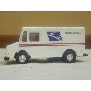 White Postal Service Toy Truck Kids Hobbies Toys & Games