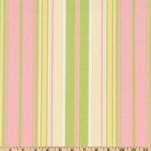 60 Wide Terrace Gate/Baby Pink Fabric By The Yard Arts