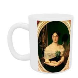 Elisa Birch (oil on canvas) by Jean Leon Gerome   Mug   Standard Size