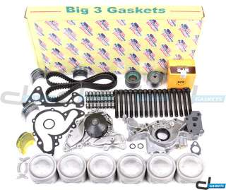 Mitsubishi Montero Sport 3.5L Overhaul Engine Kit 6G74