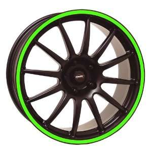 16 to 19 inch Fluorescent/Neon Motorcycle, Scooter, Car & Truck Wheel