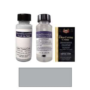 Oz. Medium Silver Metallic Paint Bottle Kit for 1977 Dodge All Other