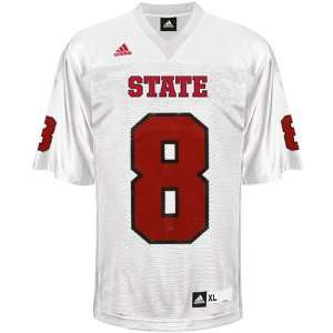 adidas North Carolina State Wolfpack #8 Replica Football
