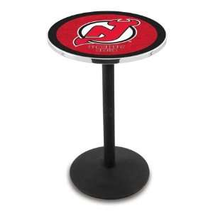 36 Nashville Predators Counter Height Pub Table   Round