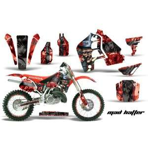 AMR Racing Honda Cr500 Mx Dirt Bike Graphic Kit   1989