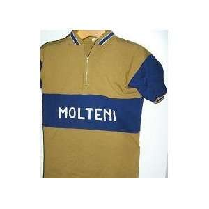 Molteni Bike Racing Fans Jersey   Large