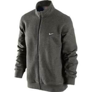 NIKE CLASSIC FLEECE TRACK JACKET (MENS)