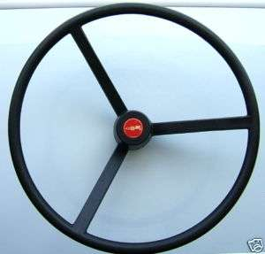 STEERING WHEEL & CAP FIT JOHN DEERE 820,1030,2040, 2350