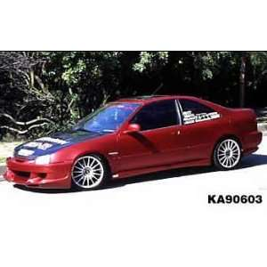 Kaminari Civic ground effect kits (Civic body kits