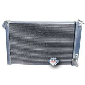 Row All Aluminum Replacement Radiator for the 1969 Corvette, 1970