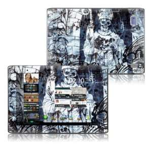 Black Mass Design Protective Decal Skin Sticker for Acer
