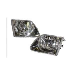 150P HeadLamp Performance Set 1997 2002 Ford Expedition Automotive