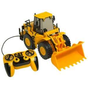 14 Caterpillar Remote Control Wheel Loader Toys & Games