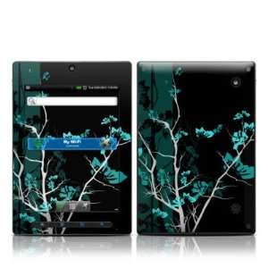 Aqua Tranquility Design Protective Decal Skin Sticker for