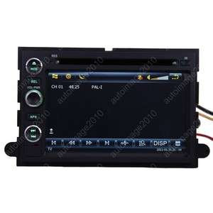 Explorer Car GPS Navigation Radio TV  Bluetooth IPOD DVD Player