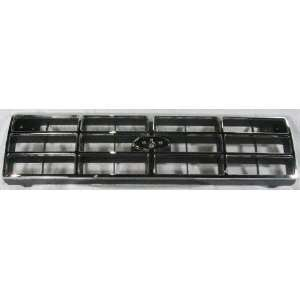 89 90 FORD BRONCO II GRILLE SUV, Chrome (1989 89 1990 90
