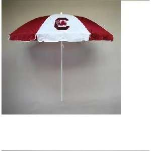 NCAA South Carolina Gamecocks 72 Beach / Tailgater Umbrella
