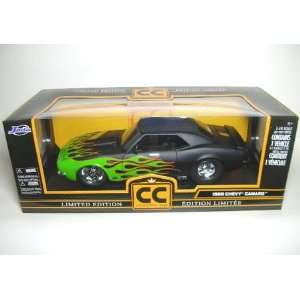 1968 Chevy Camaro Die Cast Metal Car Collectible Toys