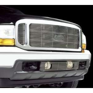 Putco Shadow Clamp On Billet Grille Insert w/o Logo Cut Out   Mirror