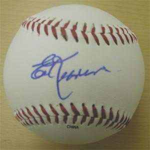 Ed Kranepool Signed New York Mets Baseball