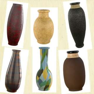 short bottle shaped vase could have been crafted from a slab of real