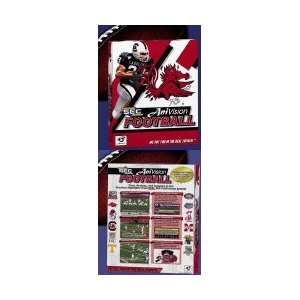 Anivision South Carolina Gamecocks Computer Game  Sports