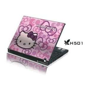 15.4 Laptop Notebook Skins Sticker Cover H501 Hello Kitty