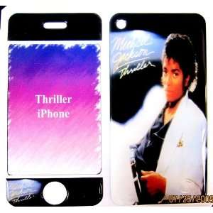 Michael Jackson Thriller Iphone Skin Cover Everything