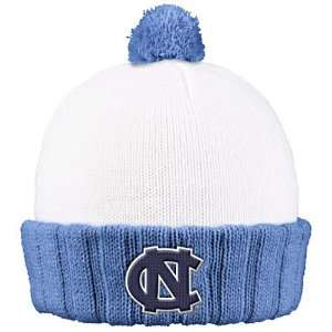 Nike North Carolina Tar Heels (UNC) TD Back Knit Beanie