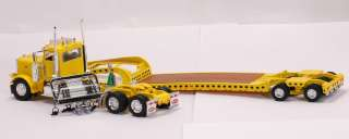 Tonkin Replicas Owner Operator (Yellow) Peterbilt 388 Day Cab Rackley