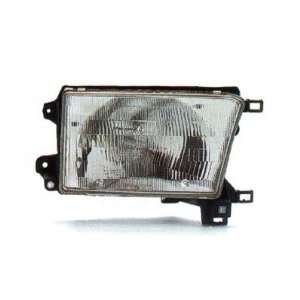 98 TOYOTA 4RUNNER HEADLIGHT ASSEMBLY, PASSENGER SIDE   DOT Certified