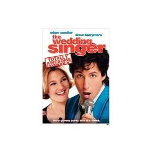 New Warner Studios Wedding Singer Product Type Dvd Comedy