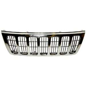 OE Replacement Jeep Cherokee/Wagoneer Grille Assembly (Partslink