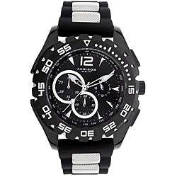Akribos XXIV Mens Quartz Chronograph Sport Watch