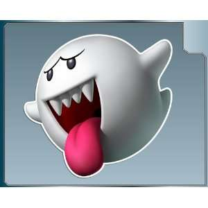 BOO from Super Mario Bros. vinyl decal sticker #2