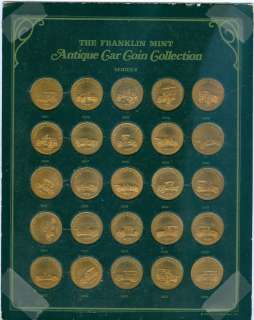Franklin Mint Antique Car Collection Series #2