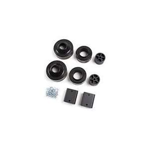 Zone Offroad 2 JK Coil Spacer Kit 07 09 Jeep Wrangler JK 2 Door and 4
