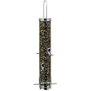 Droll Yankees RPS15G 15 Inch Ring Pull Tube Seed Feeder