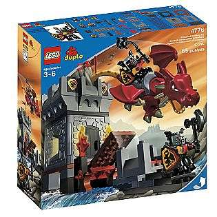 Dragon Tower  Toys & Games Blocks & Building Sets Building Sets