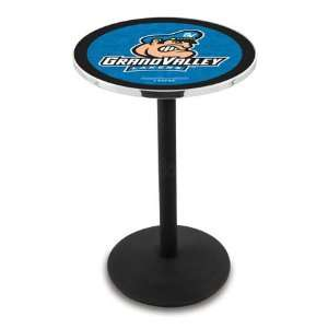 36 Grand Valley State Counter Height Pub Table   Round