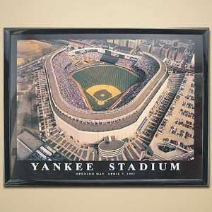 New York Yankees Yankee Stadium Stadium Picture Sports
